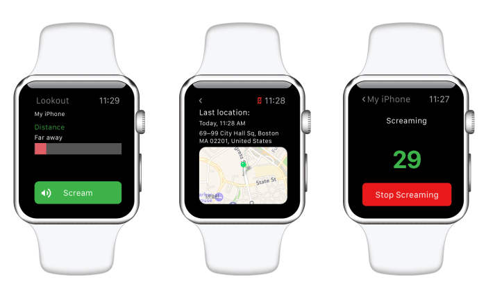 Lookout's Apple Watch App might be the killer app it always needed