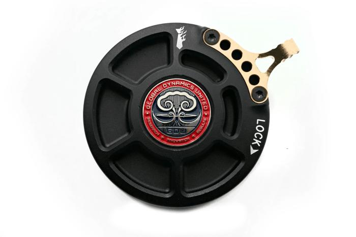 GDU's Canon RF Port Cap is a vault door for your camera body