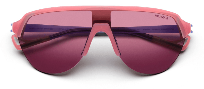 District Vision releases a new artist edition sunglass with André Saraiva