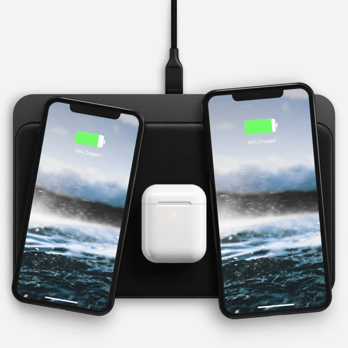 Nomad fills the AirPower void with its 18-coil Base Station Pro