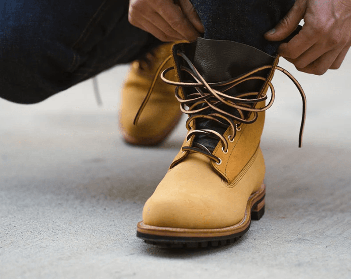 3sixteen creates the ultimate version of an iconic boot