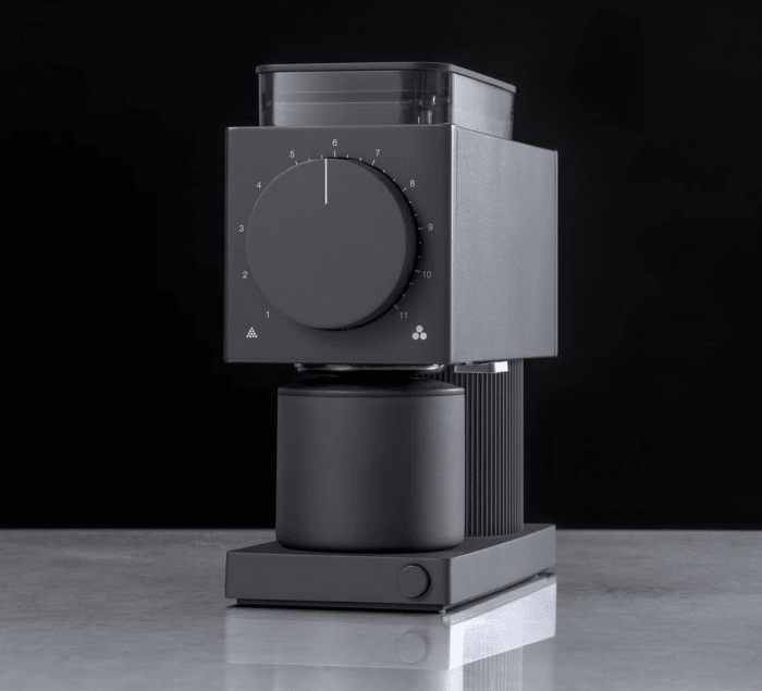 Fellow's new coffee grinder aims to deliver precise, professional-grade performance with Dieter Rams-style elegance