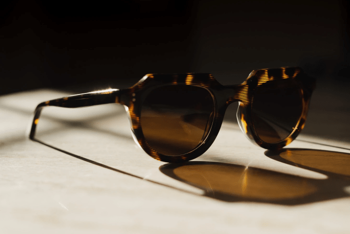 3sixteen and Lowercase release a limited edition Atlas sunglass