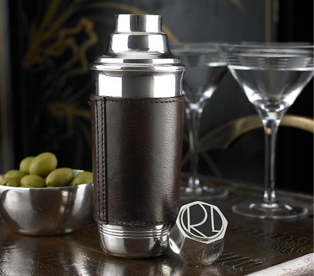 Ralph Lauren Sales Auto Cocktail Shaker - Acquire