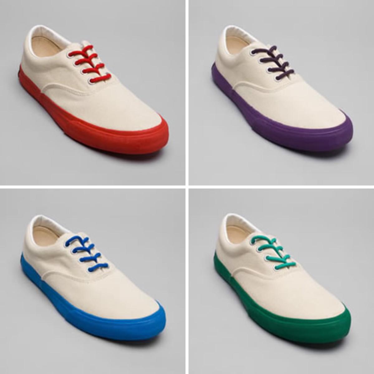 Clean White Soles Canvas Shoes