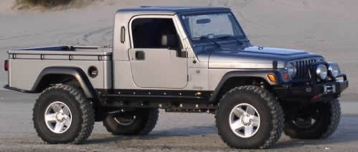 AEV Jeep Brute - Acquire