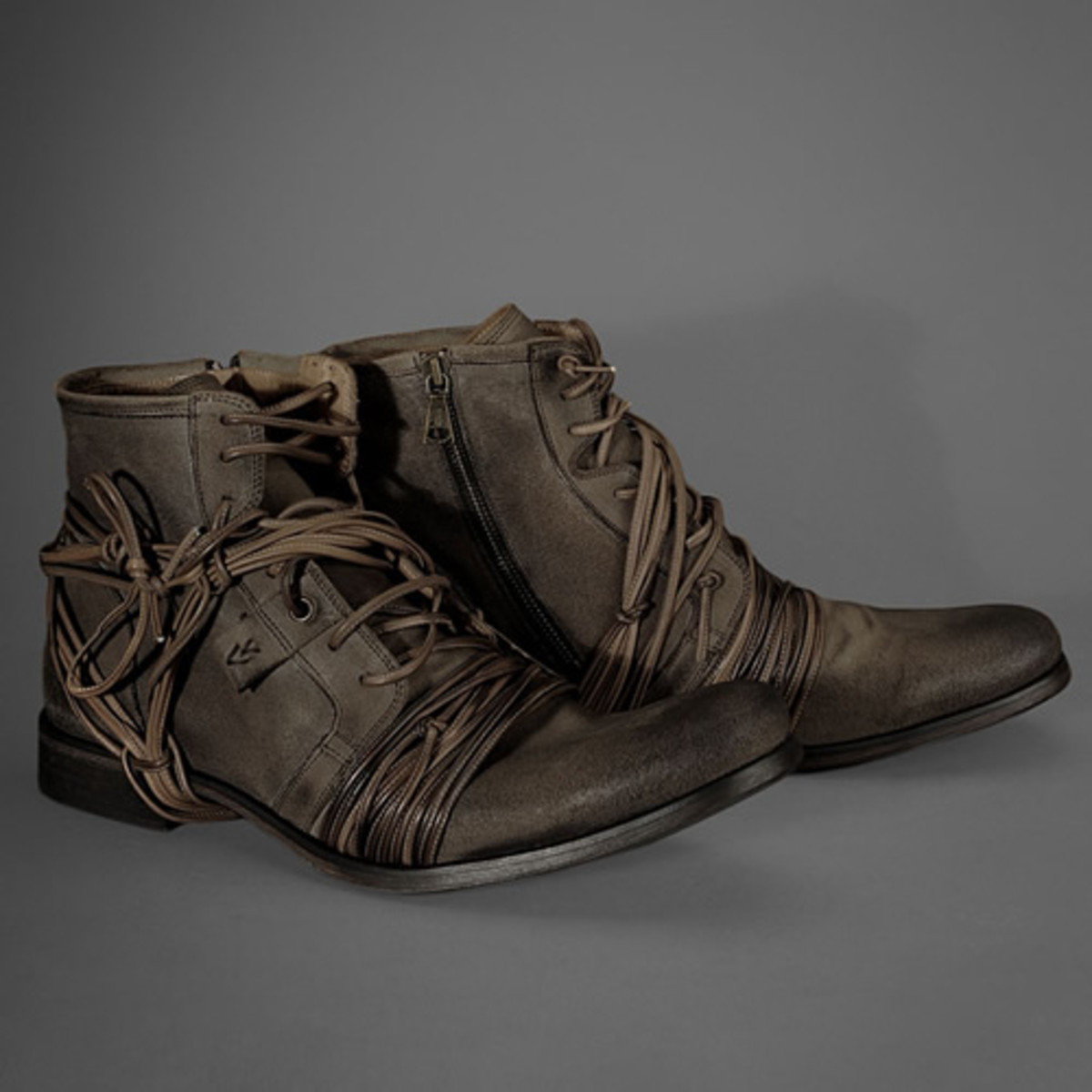 John Varvatos Limited Edition X Lace Boot Acquire