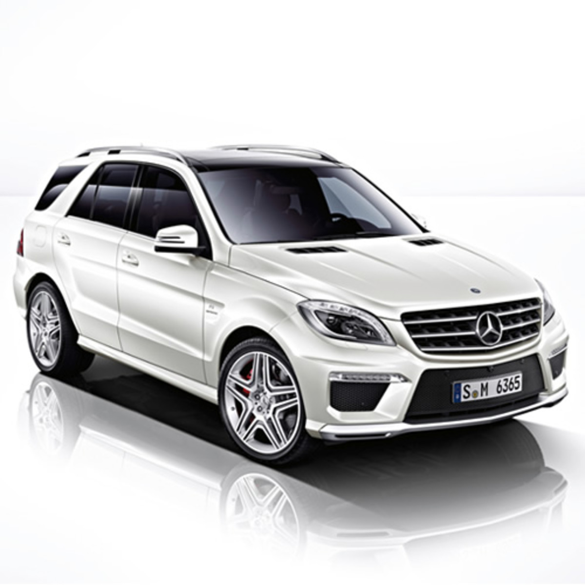 You May Want To Think Twice About Calling Mercedesu0027 Newest ML A Grocery  Hauler. For Their 2012 ML63 AMG, Merc Has Dropped A 5.5L V8 Biturbo Under  The Hood ...