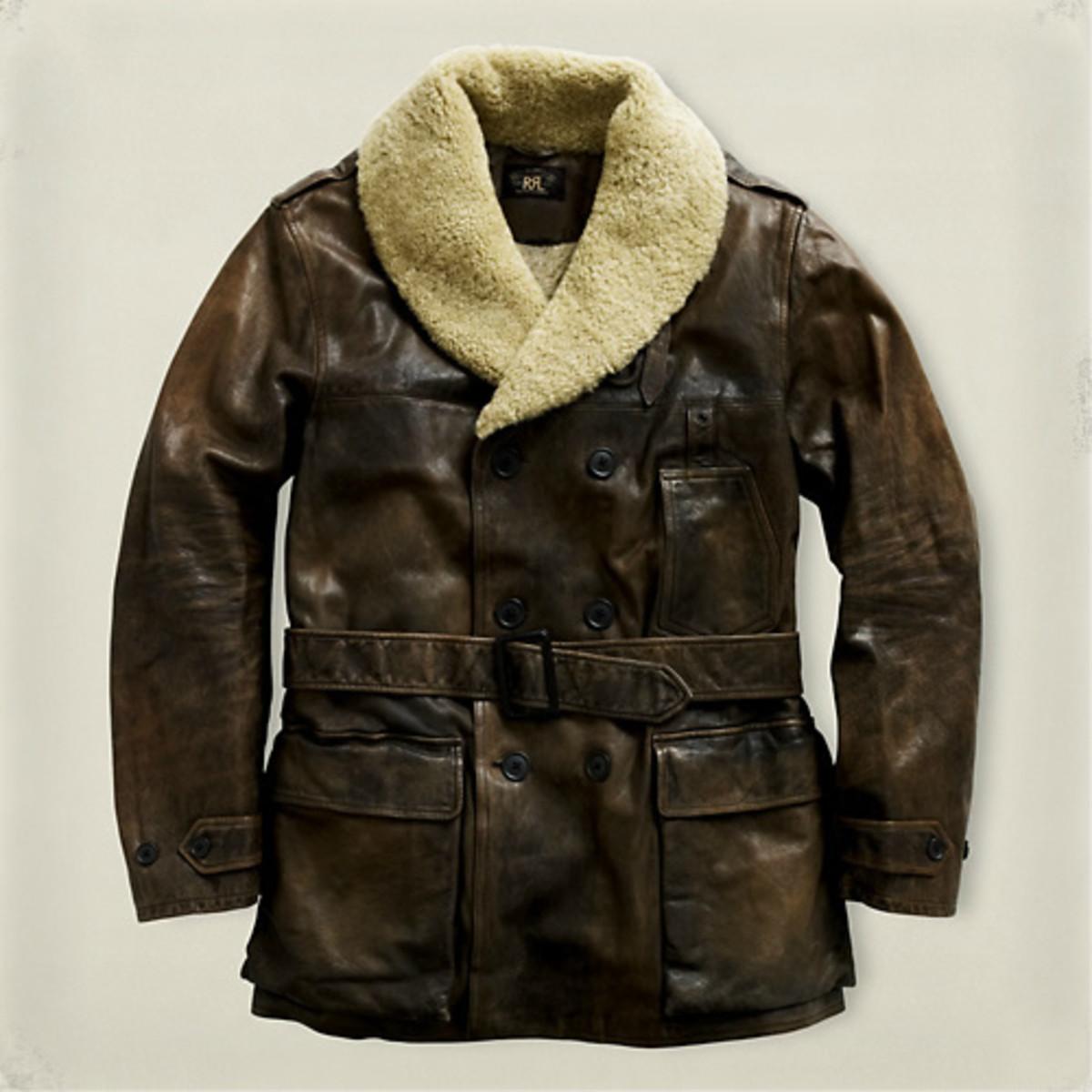 Rrl Flight Jacket Acquire