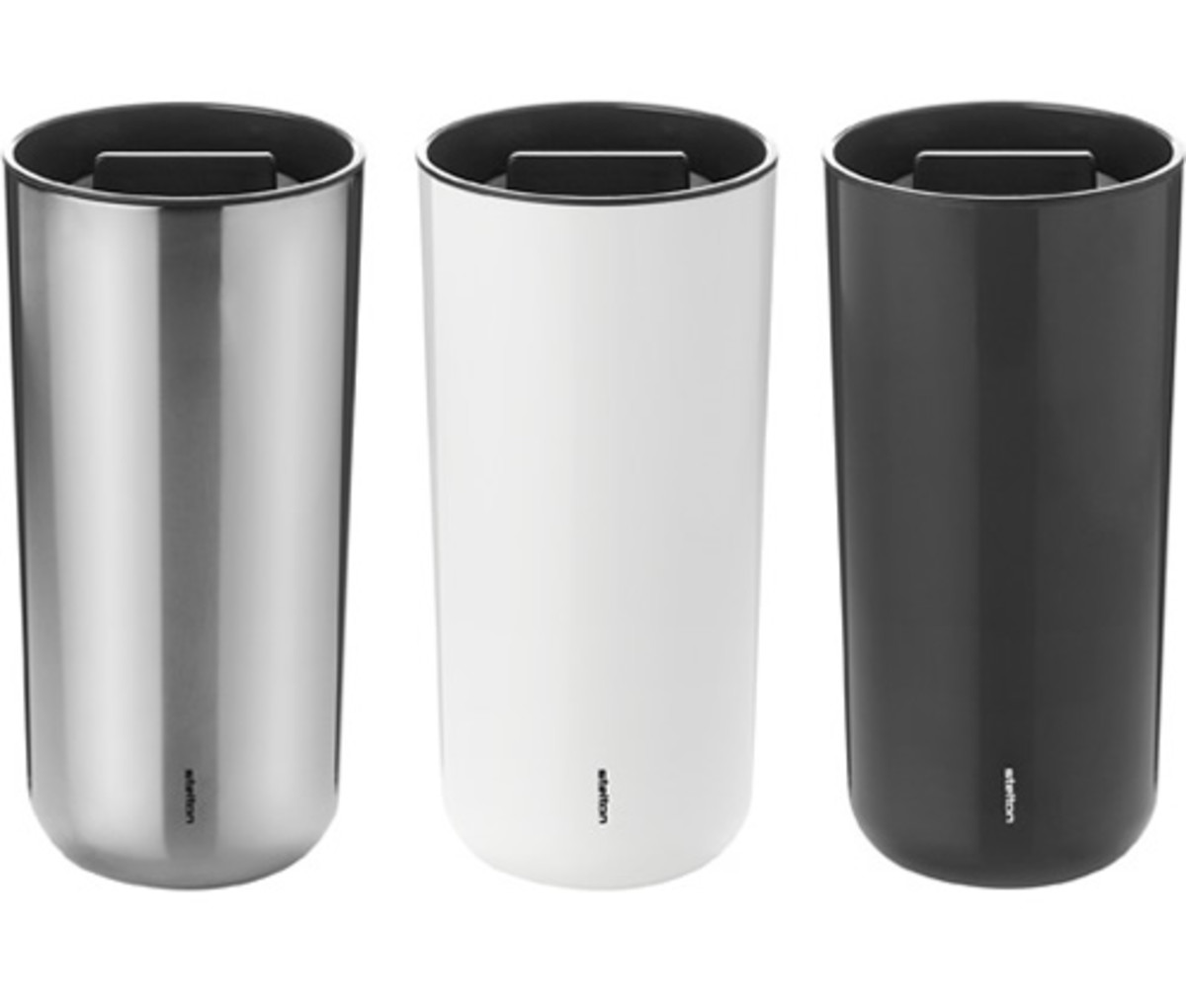stelton to go 2 0 thermo cup acquire. Black Bedroom Furniture Sets. Home Design Ideas