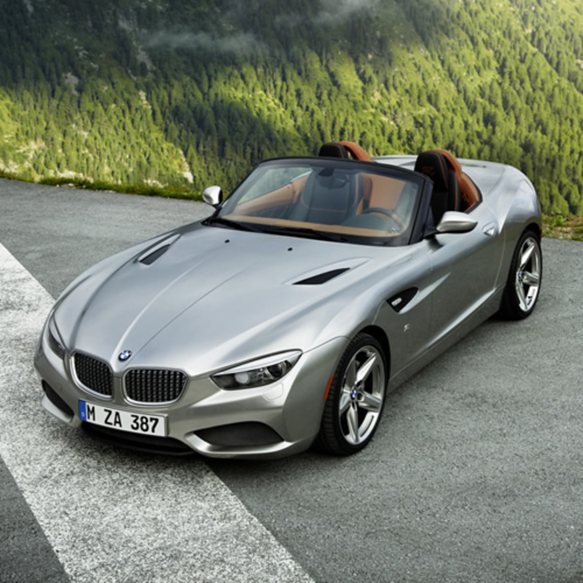 Bmw Z4 2 0 Review 2006: BMW Zagato Roadster