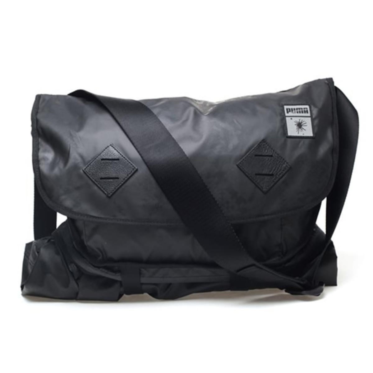 146c9f5b2f Puma x MiharaYasuhiro s Utility Bag offers up the best of both worlds when  you need it. The bag can be used as a messenger or you can convert it to an  ...