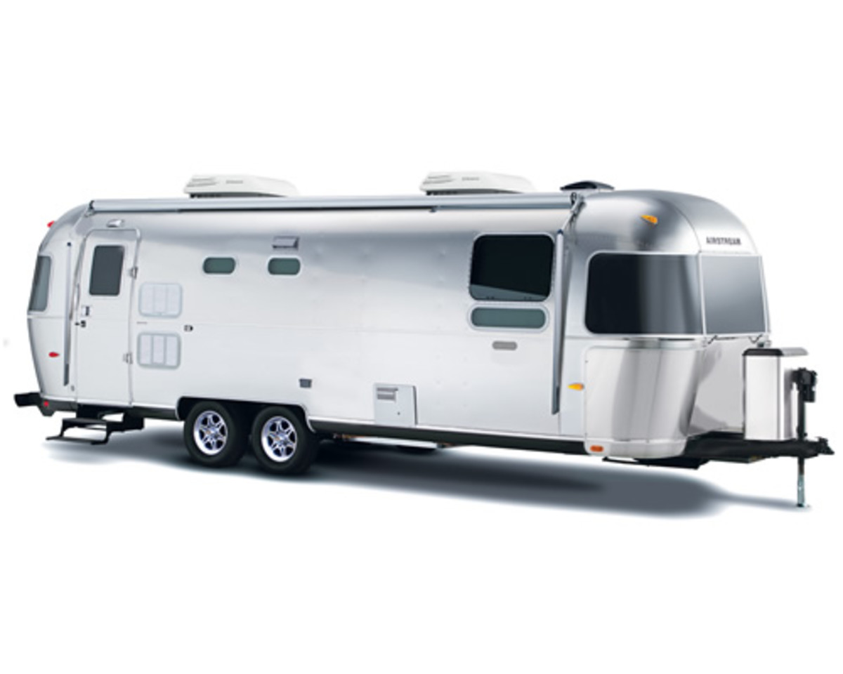 Airstream Land Yacht Concept