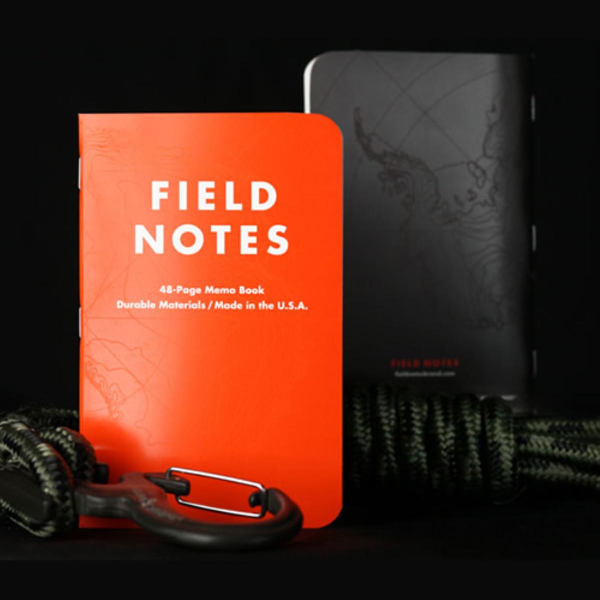 fieldnotes