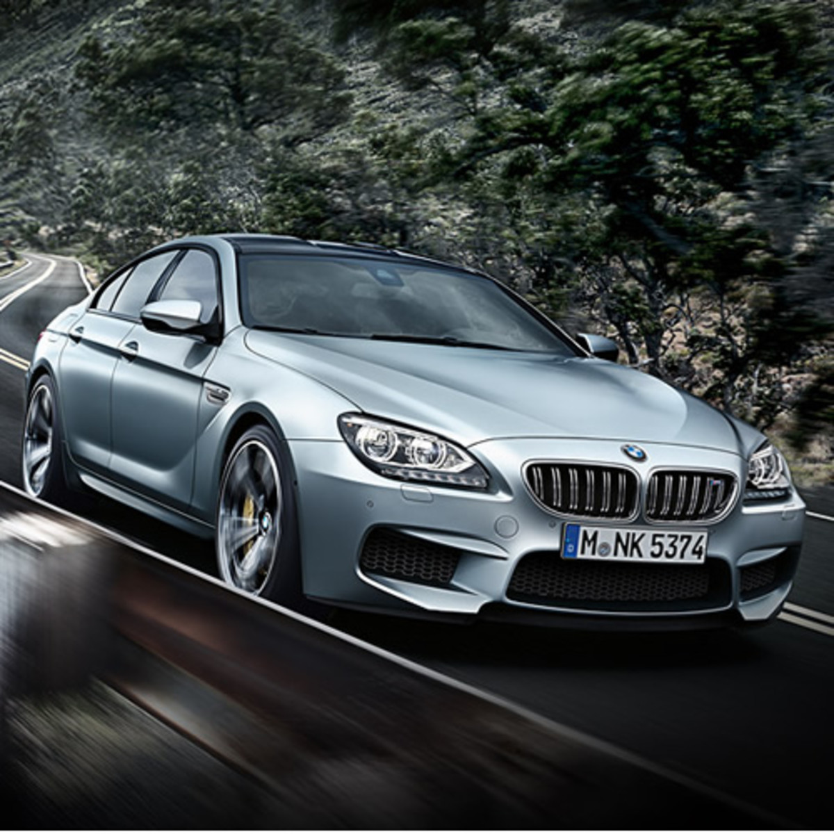 Bmw M6: BMW M6 Gran Coupe