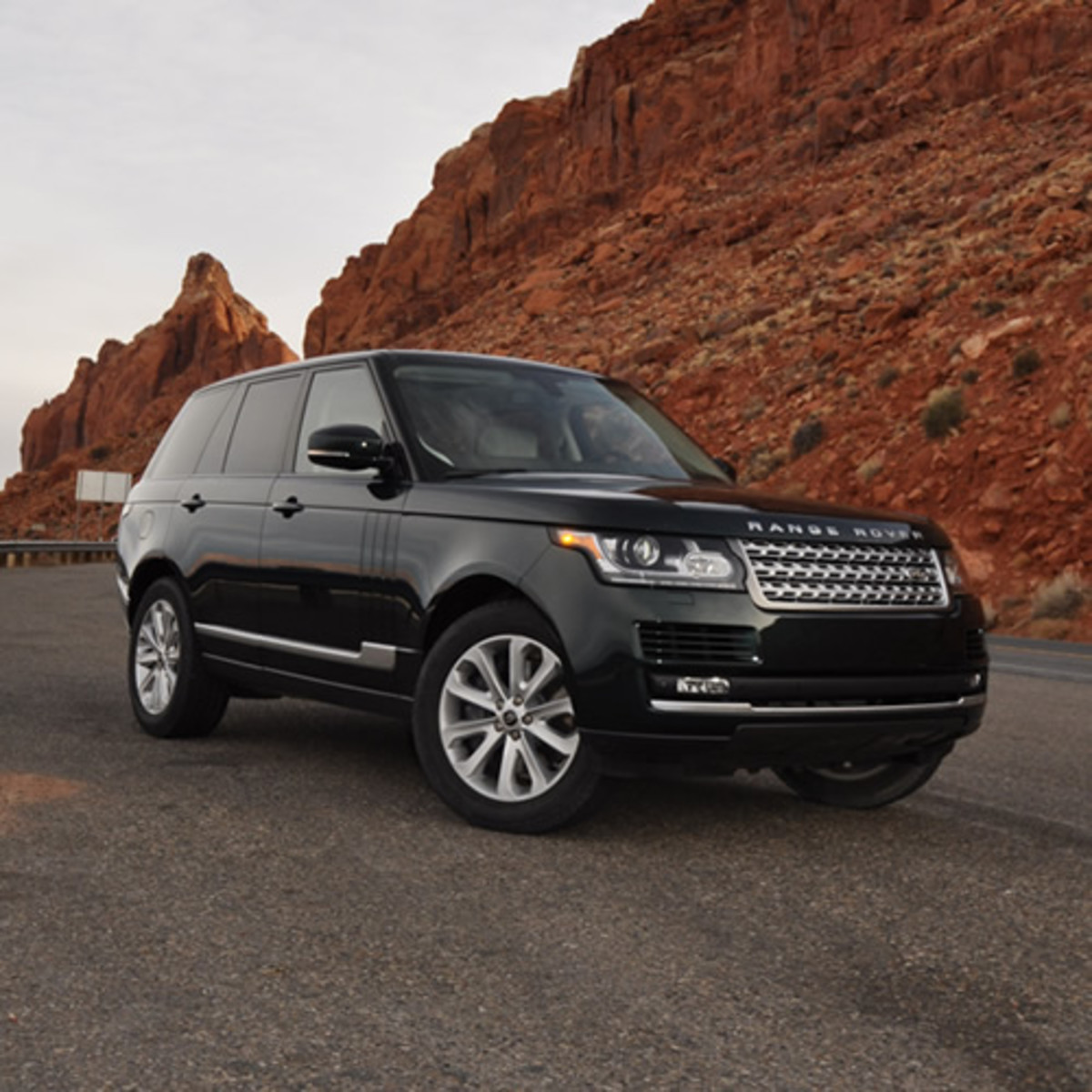 The 2013 Range Rover
