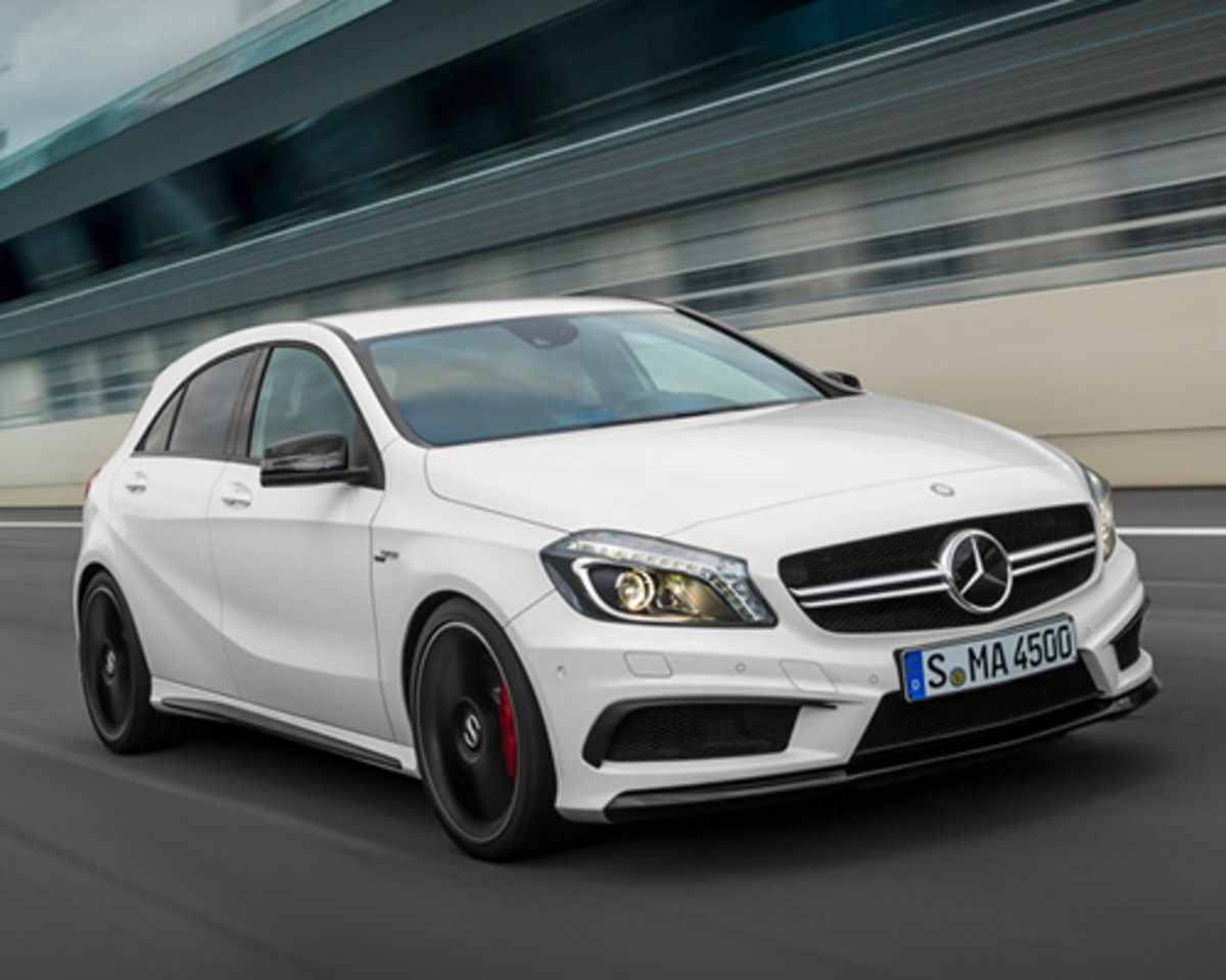 Mercedes benz a45 amg acquire for Mercedes benz a45 amg