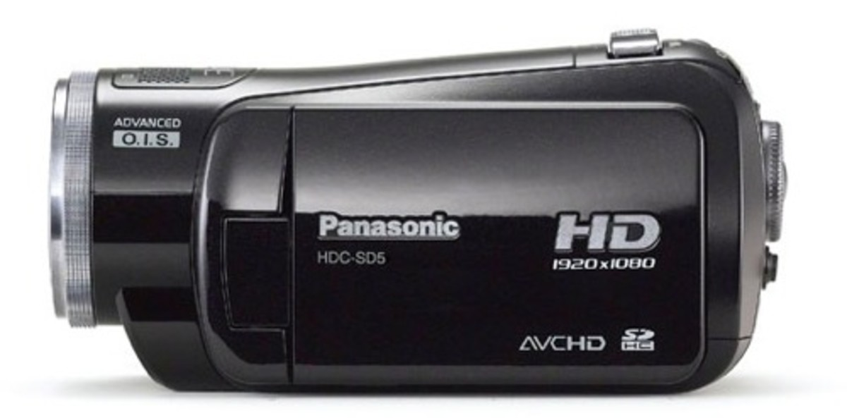 panasonicSD5