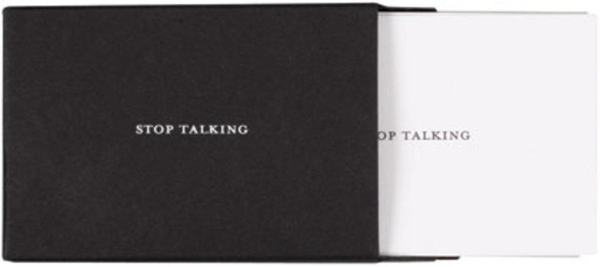 stoptalking