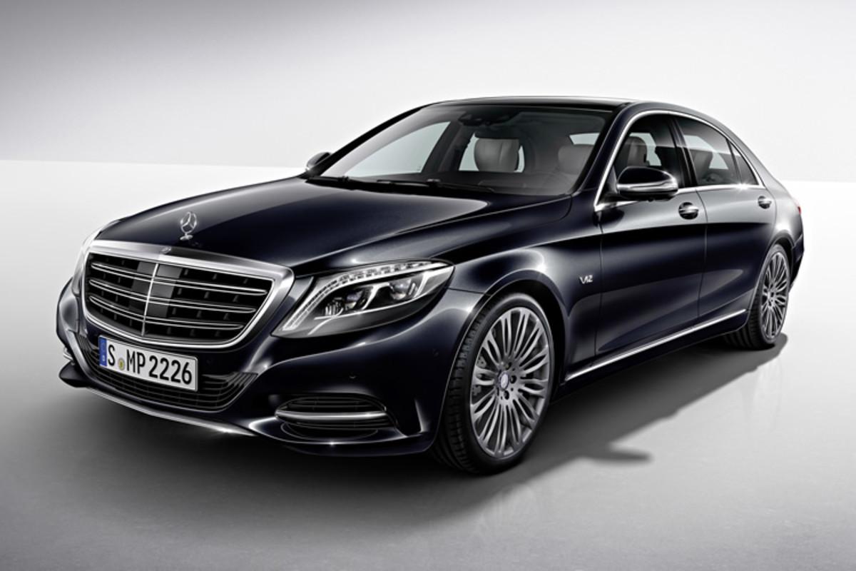 2015 Mercedes Benz S600 - Acquire