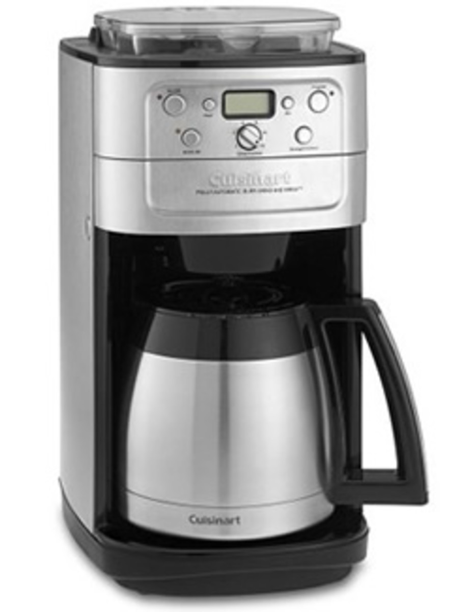 Cuisinart Grind & Brew Coffeemaker - Acquire