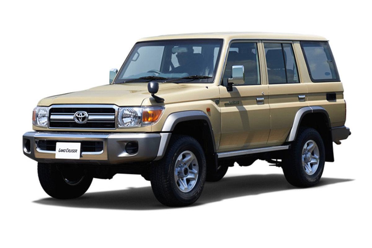 toyota land cruiser model 70 re release acquire. Black Bedroom Furniture Sets. Home Design Ideas