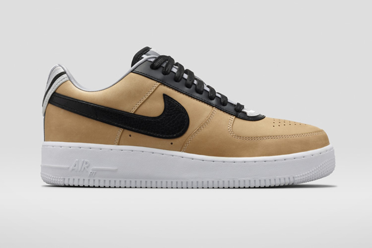 big sale 31330 71100 Nike + R.T. Air Force 1 Beige Collection