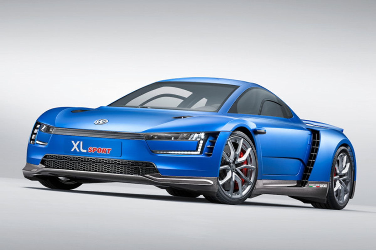 The Volkswagen XL Was And Is Unlike Anything The Company Has Ever Built  Before And Now Theyu0027ve Gone One, No Two Steps Further With One Of Their  Wildest ...