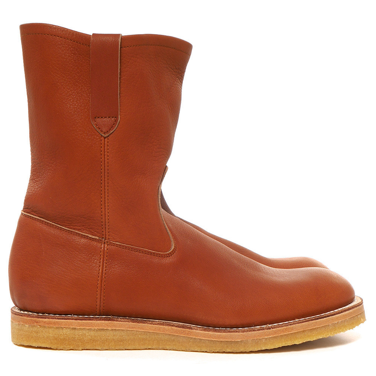 Needles Deerskin Ranch Boot Acquire