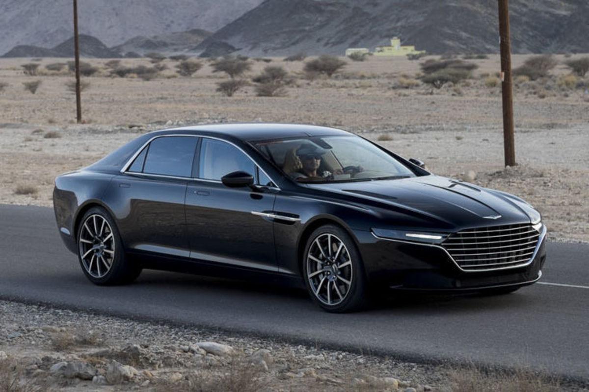 Photo: Aston Martin