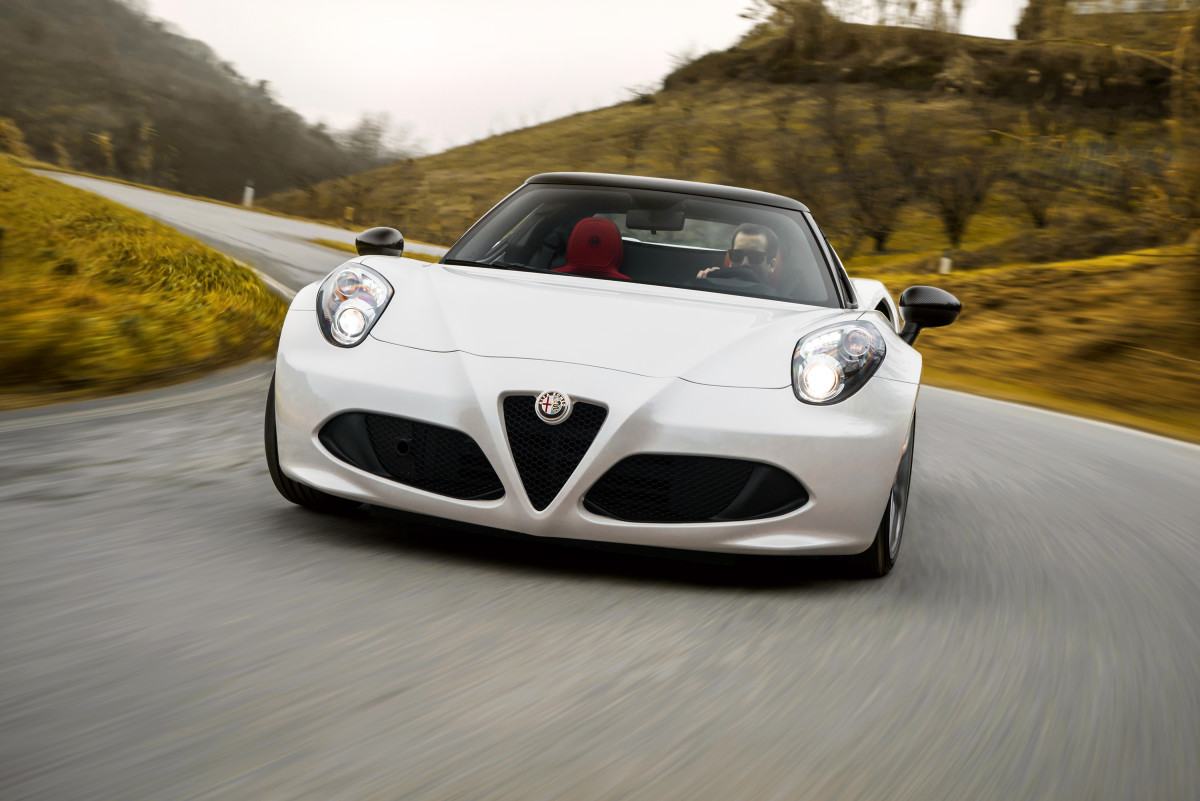 Photos: Alfa Romeo