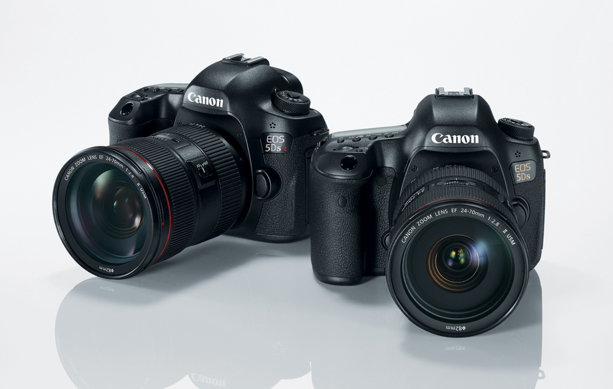 Photos: Canon
