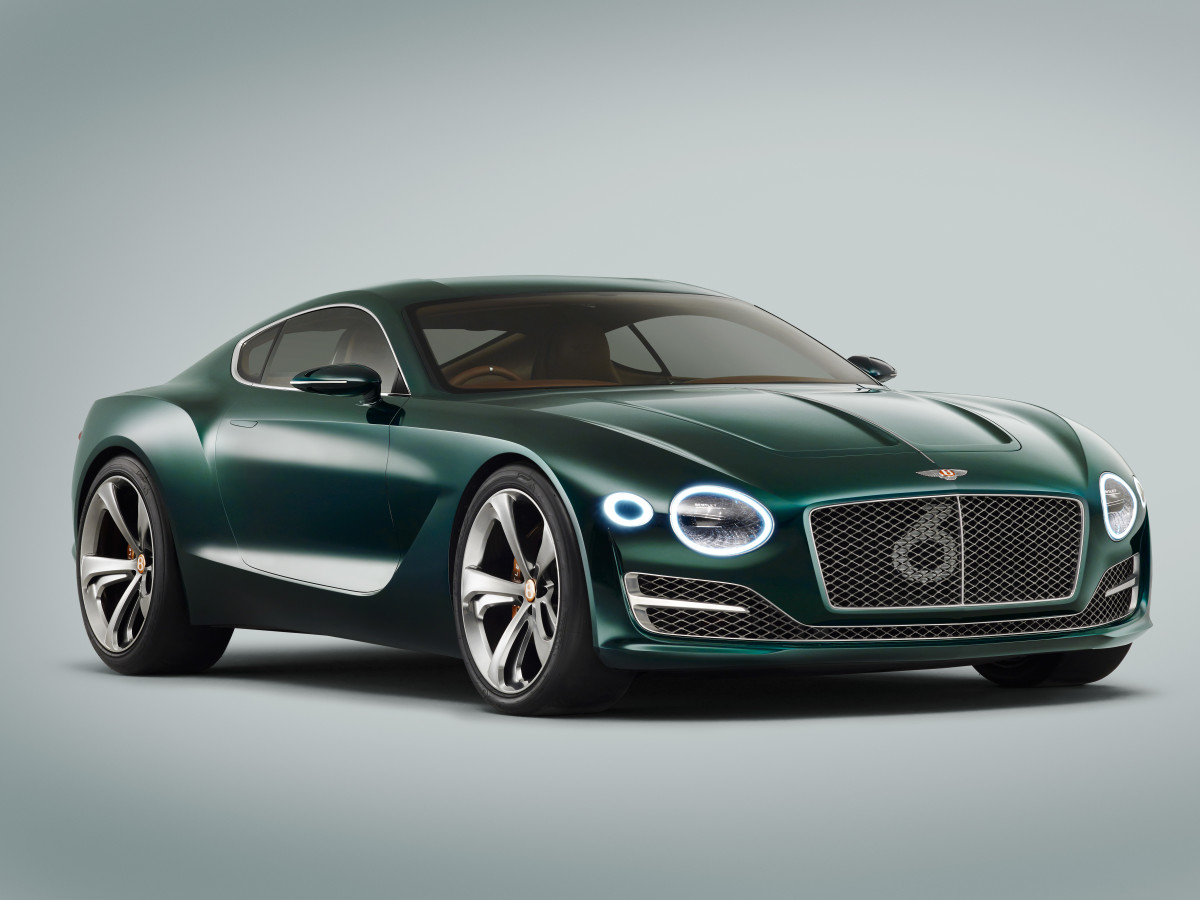 Photos: Bentley