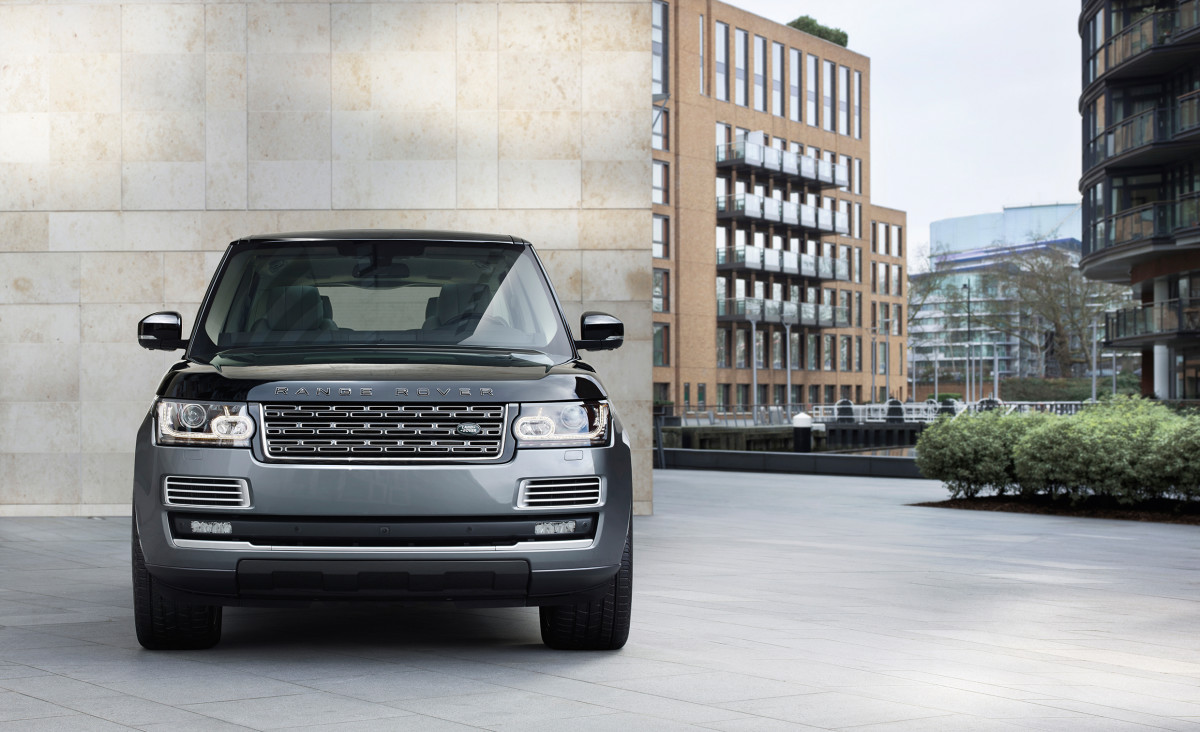 Photos: Land Rover