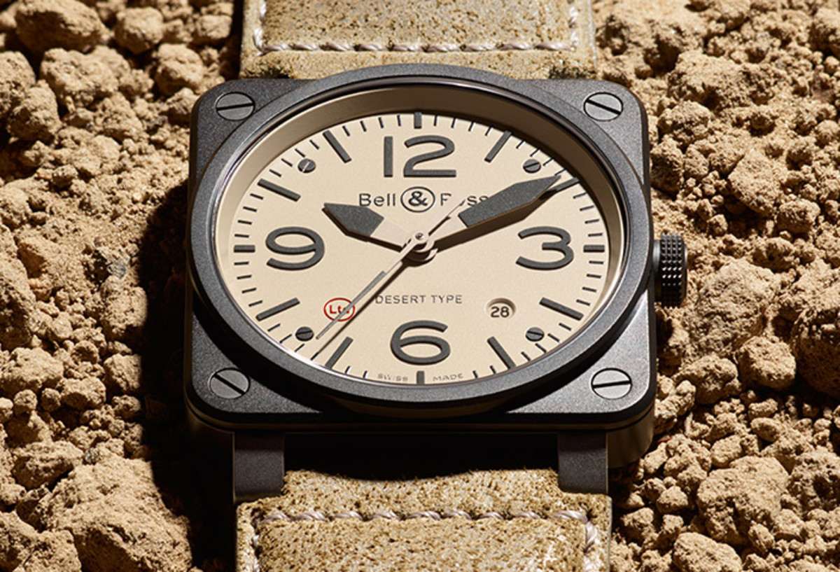 Photos: Bell & Ross