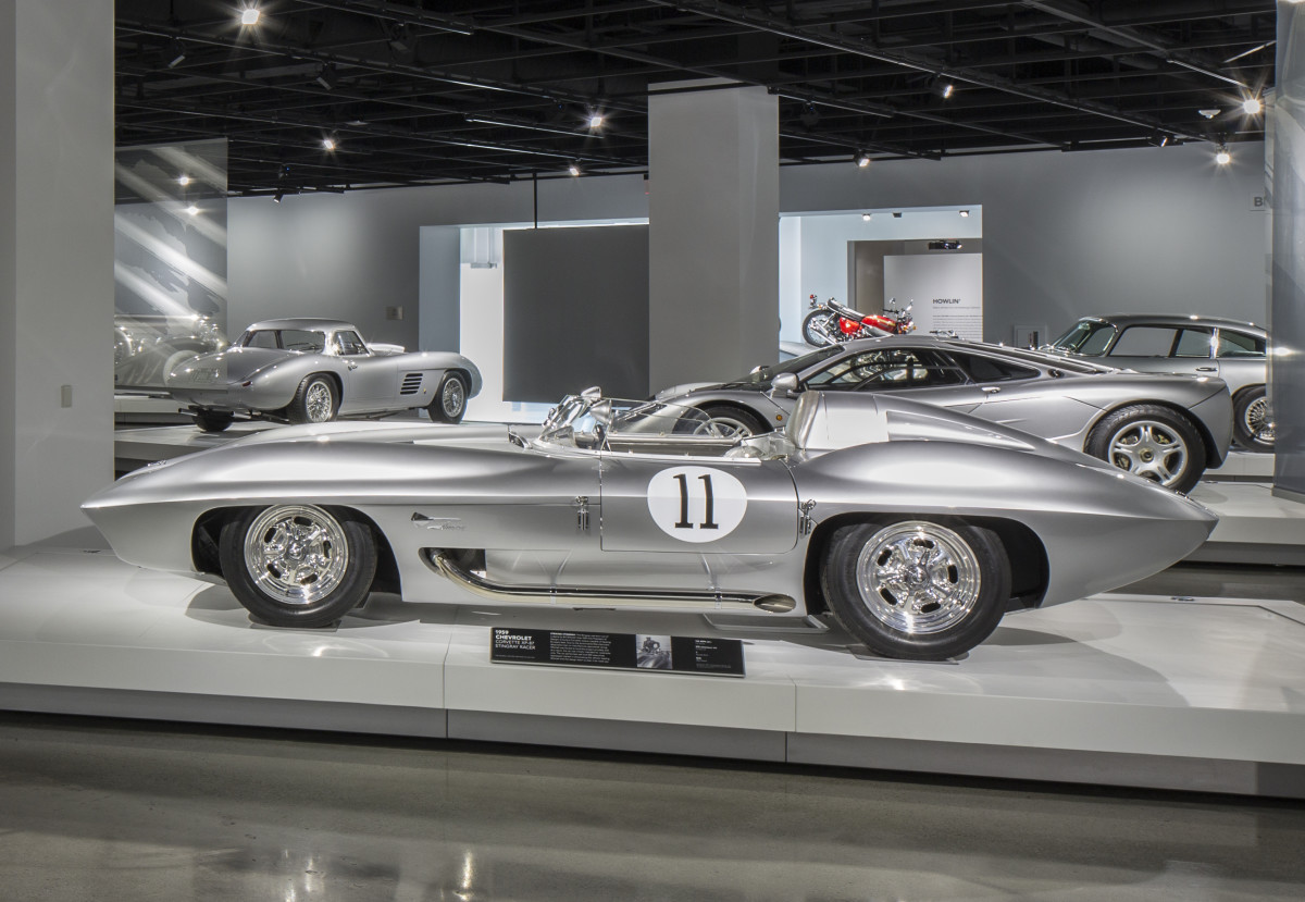 Photo: Petersen Auto Musem