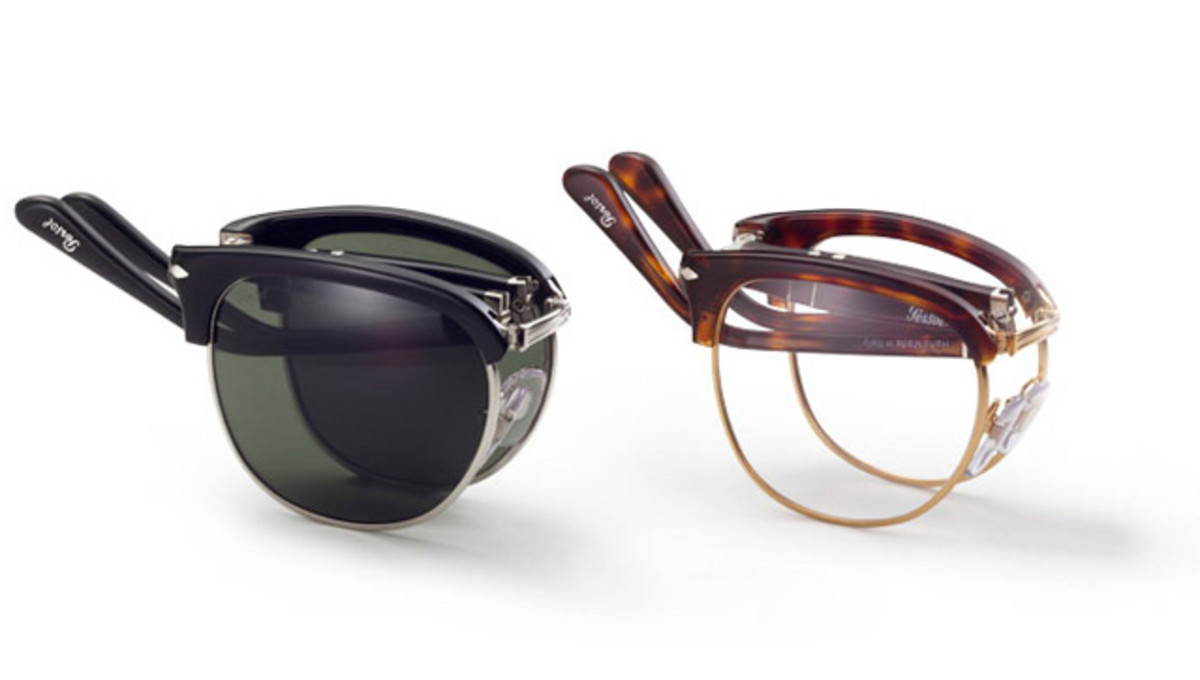 21e5886ea6e96 Persol updates its classic Cellor frame with a new folding design - Acquire