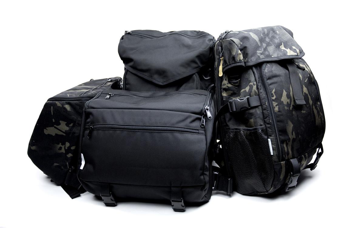 DSPTCH Camera Bags