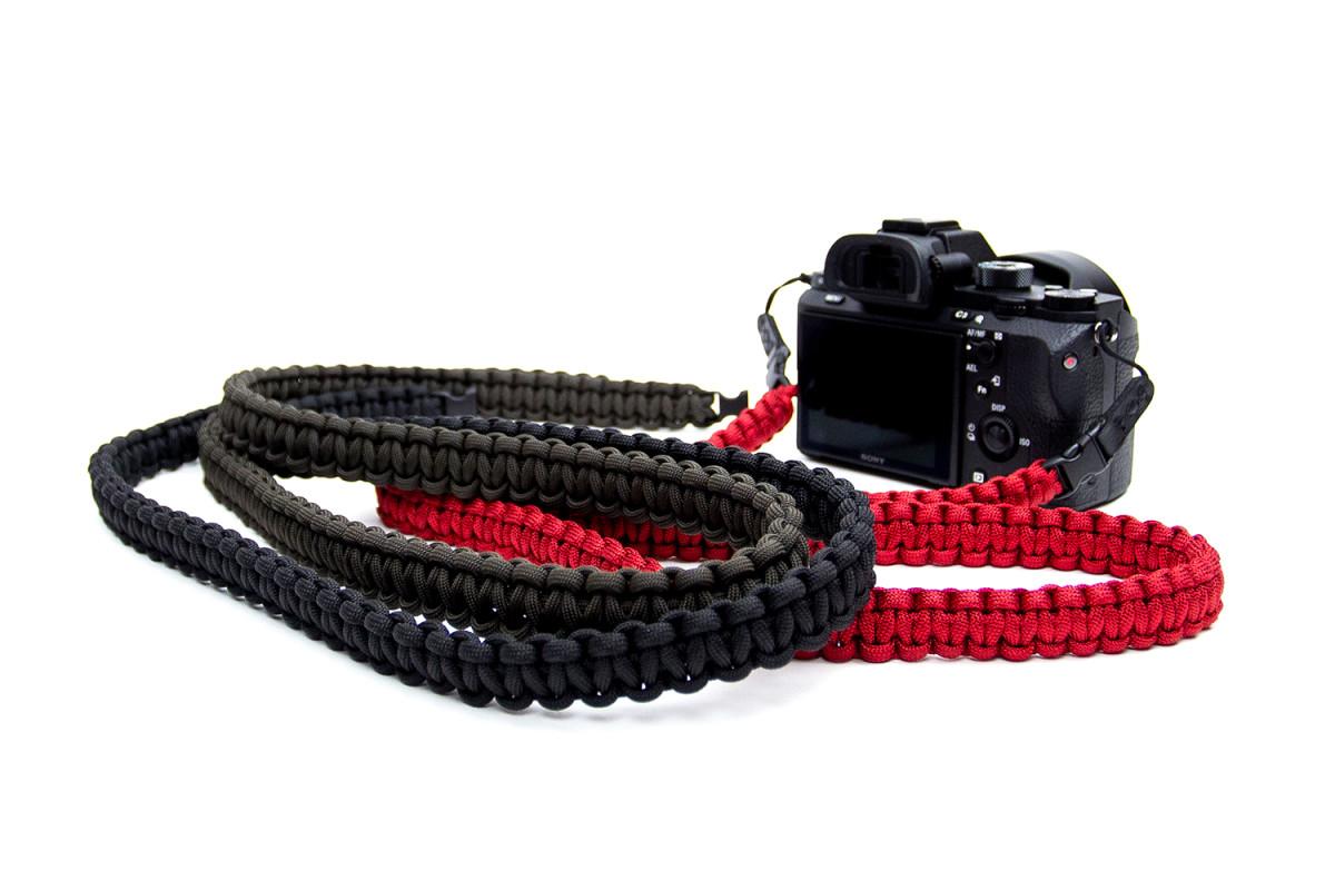 DSPTCH Braided Camera Straps