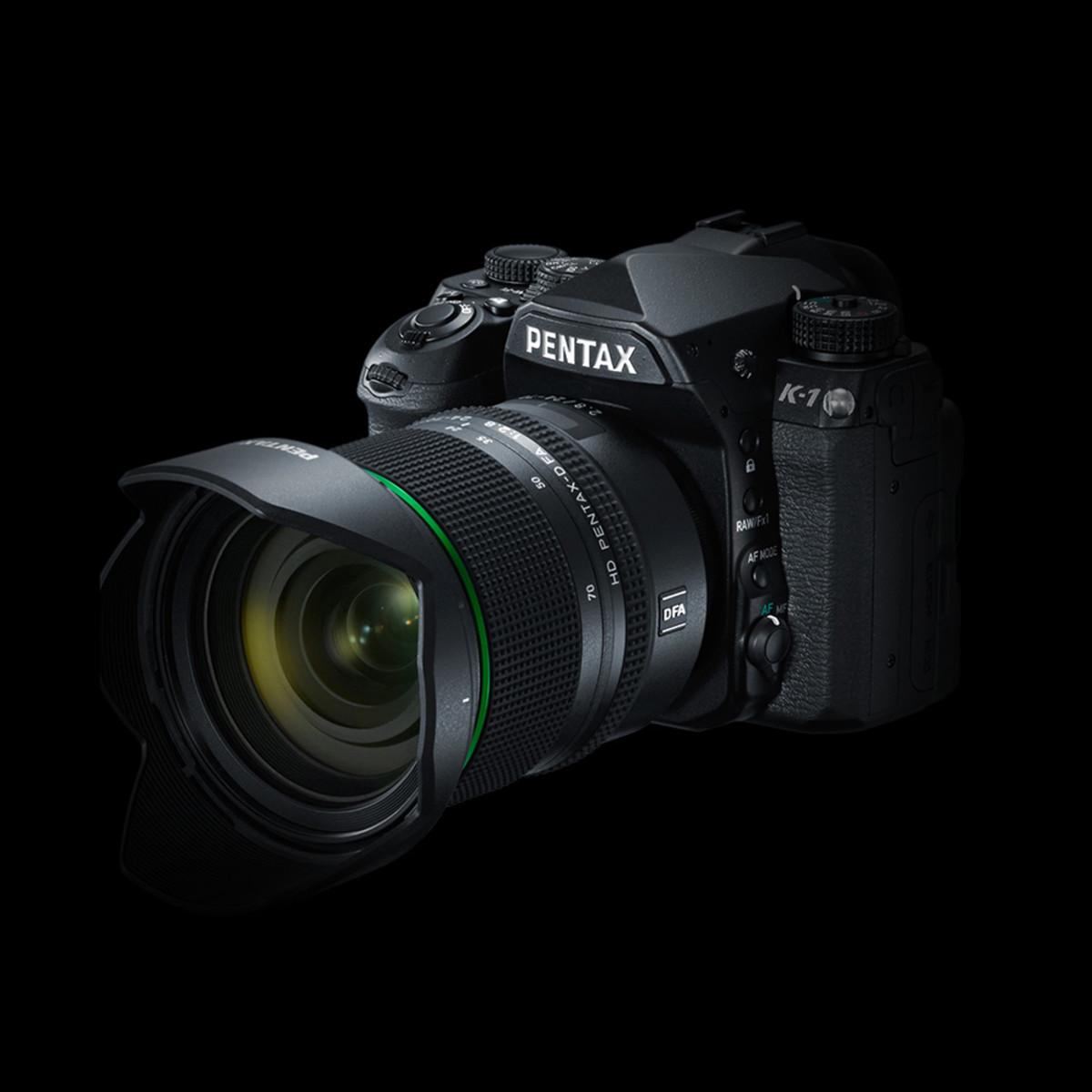 Photo: Pentax