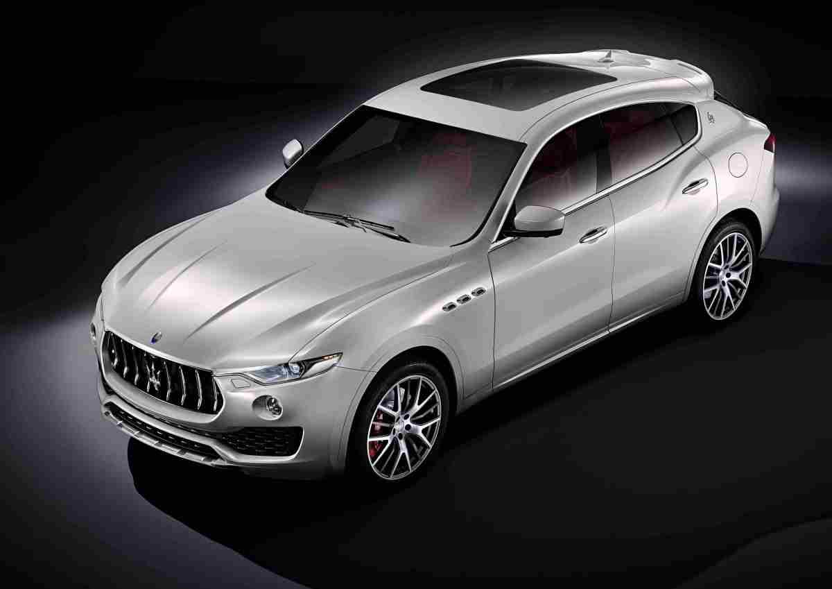 Photo: Maserati