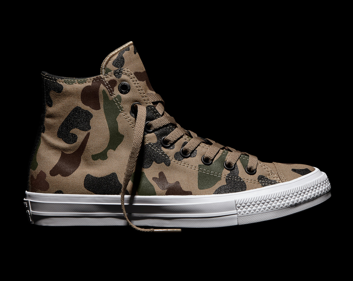 3ab5cd66f581e2 Converse adds some flash to its newest collection of Chuck IIs - Acquire