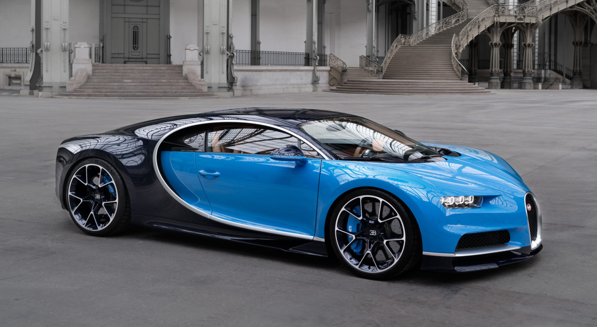 Photo: Bugatti