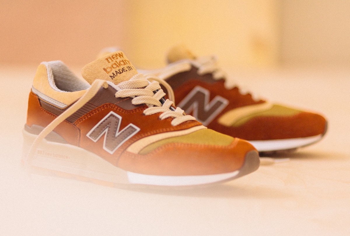 detailed look bfc9b dbb16 J.Crew reaches into the candy bin with its New Balance 997 ...