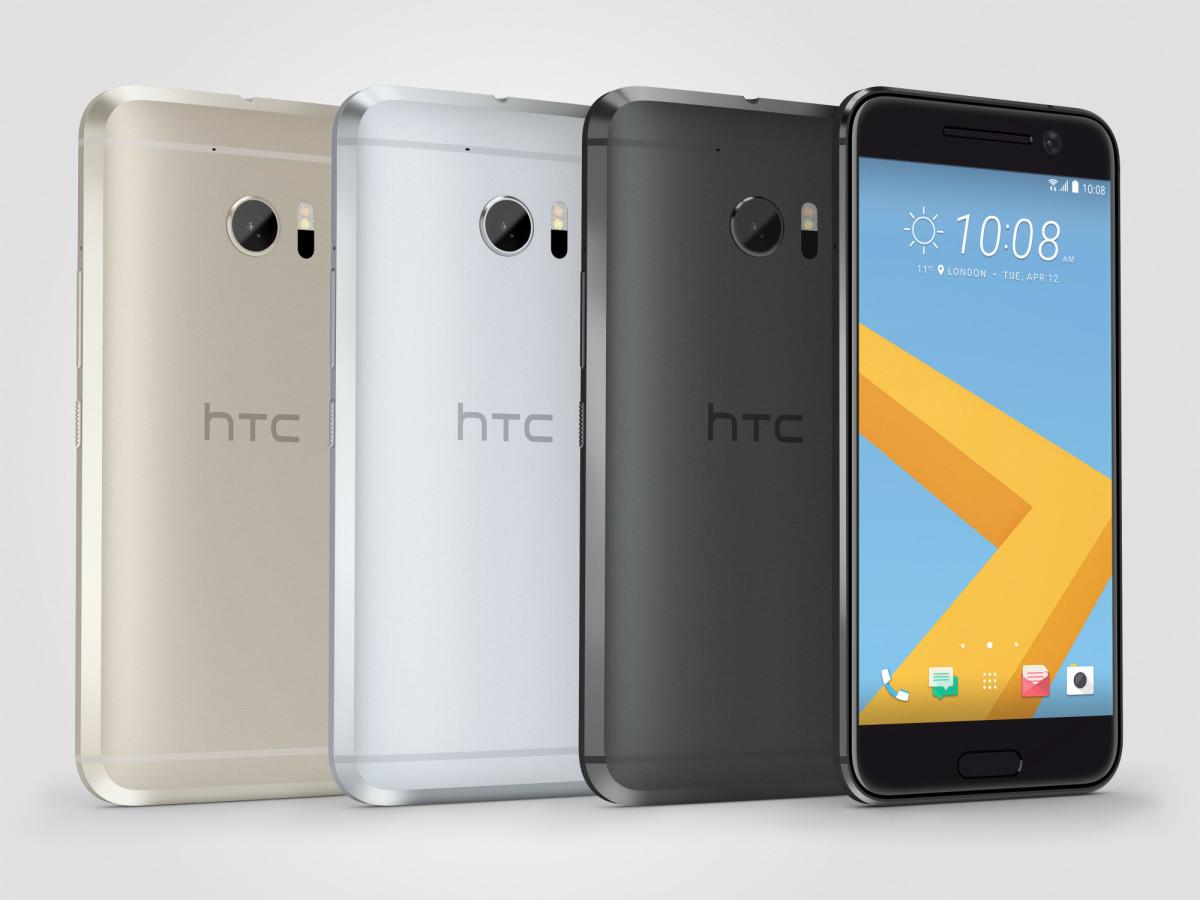 Photo: HTC