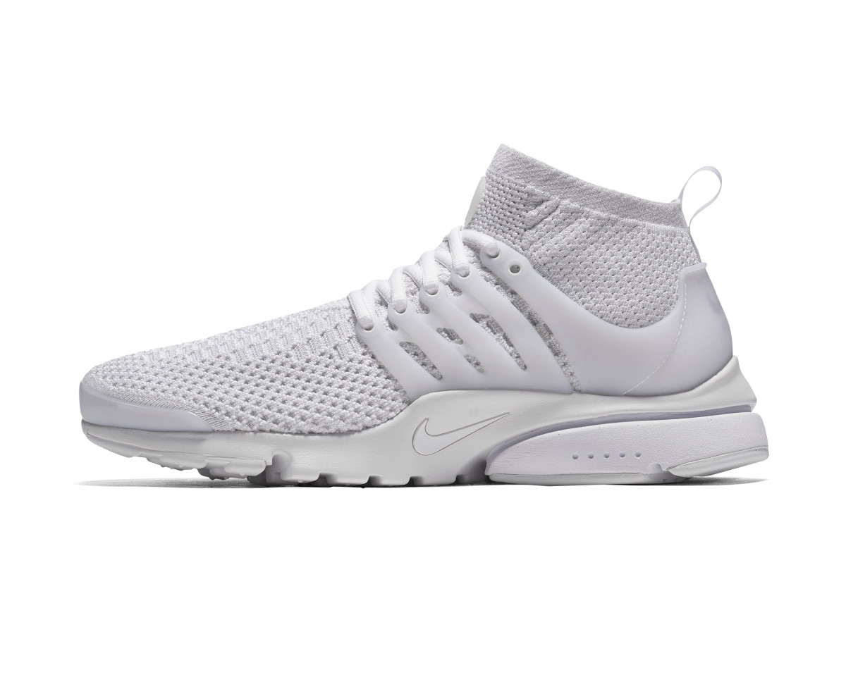 the nike presto gets a flyknit facelift acquire. Black Bedroom Furniture Sets. Home Design Ideas