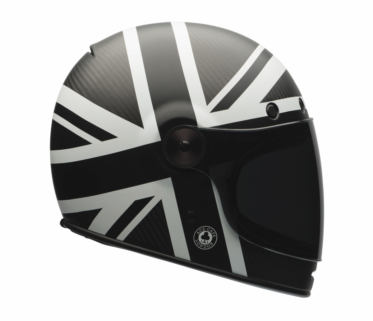 Bell Motorcycle Helmet >> The home of the original cafe racer gets the perfect helmet - Acquire