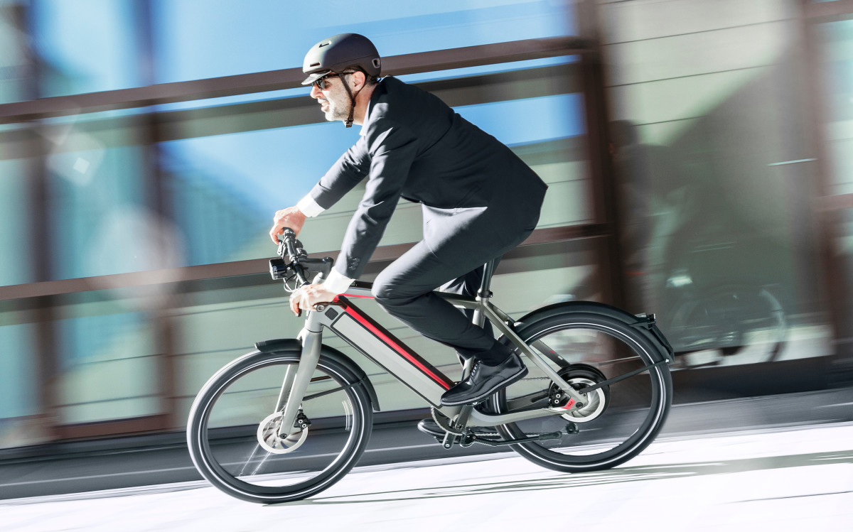 Stromer S St2 S Is The Mclaren Of E Bikes Acquire