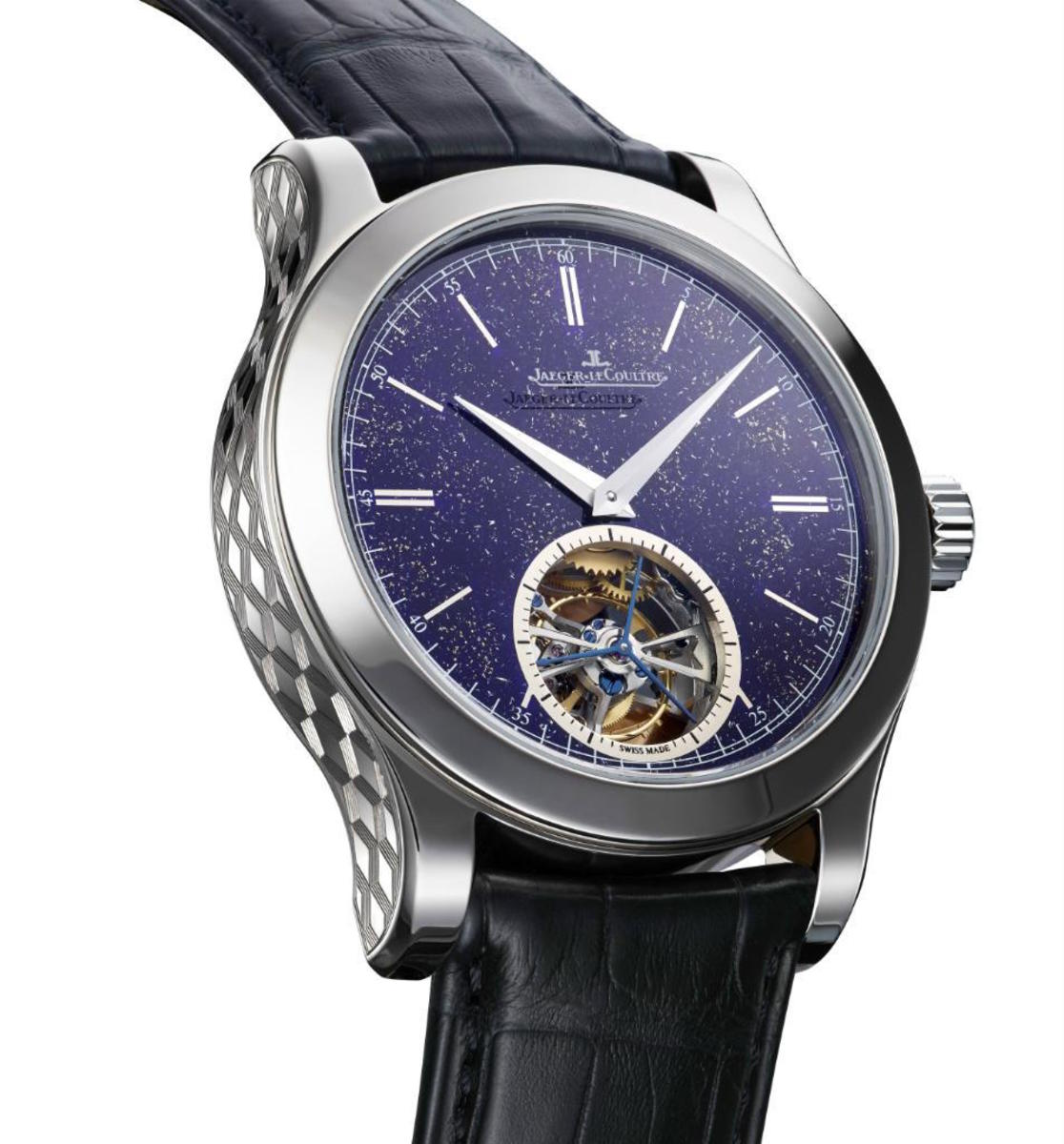 Jaeger-LeCoultre puts a starlit sky on your wrist