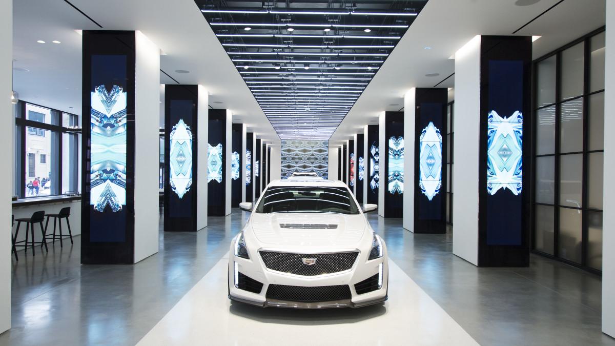 Photo: Cadillac